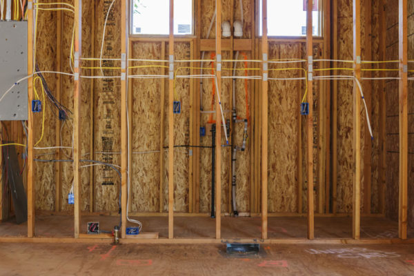 Coalhurst Electrical Wiring