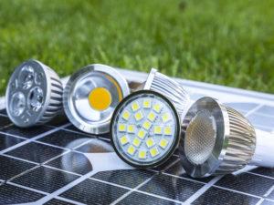 Various LED Lightbulbs