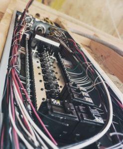 Breaker Panel installation