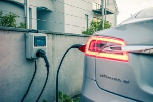 Electric Vehicle home charging station lethbridge