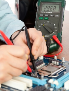 electrical circuit troubleshooting
